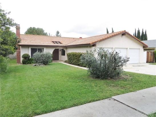 Single Family Residence, Mediterranean,Spanish - West Hills, CA