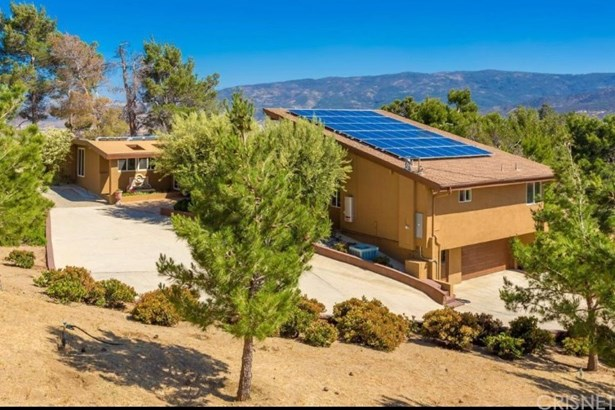 Single Family Residence, Mid Century Modern - Leona Valley, CA (photo 2)