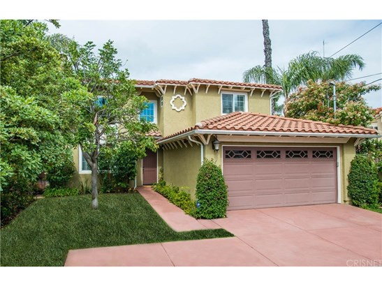 Single Family Residence, Mediterranean,Spanish,Traditional - Encino, CA (photo 2)