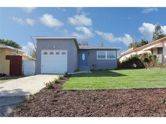 Single Family Residence, Bungalow,Cottage,Traditional - Sylmar, CA (photo 2)
