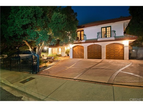Single Family Residence, Spanish - Chatsworth, CA (photo 1)