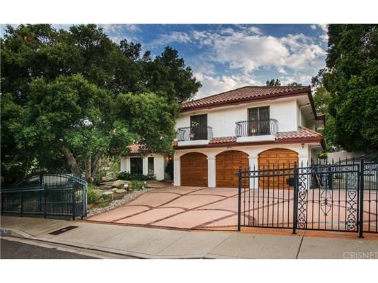 Single Family Residence, Spanish - Chatsworth, CA (photo 4)