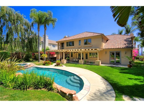 Mediterranean, Single Family Residence - Woodland Hills, CA (photo 4)