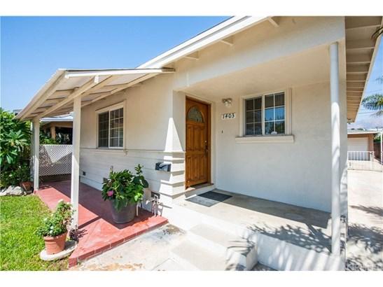 Single Family Residence - San Fernando, CA