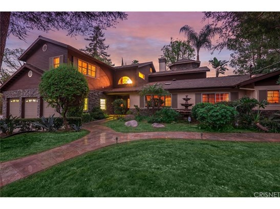 Single Family Residence, Traditional - Tarzana, CA (photo 1)