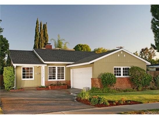 Single Family Residence, Contemporary - Valley Glen, CA (photo 1)