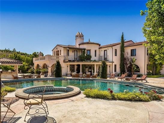 Single Family Residence, Mediterranean,Spanish - Calabasas, CA (photo 1)