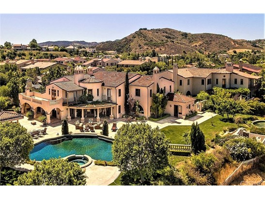 Single Family Residence, Mediterranean,Spanish - Calabasas, CA (photo 2)