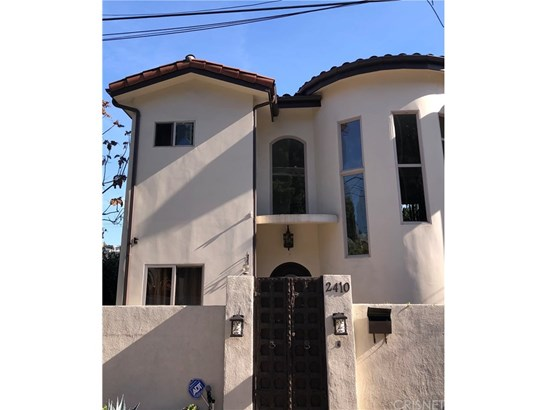 Single Family Residence, Mediterranean,Spanish - Silver Lake, CA (photo 1)