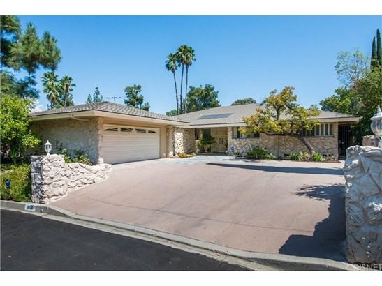Single Family Residence, Traditional - Encino, CA (photo 1)