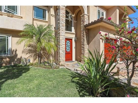 Mediterranean, Single Family Residence - Calabasas, CA (photo 4)