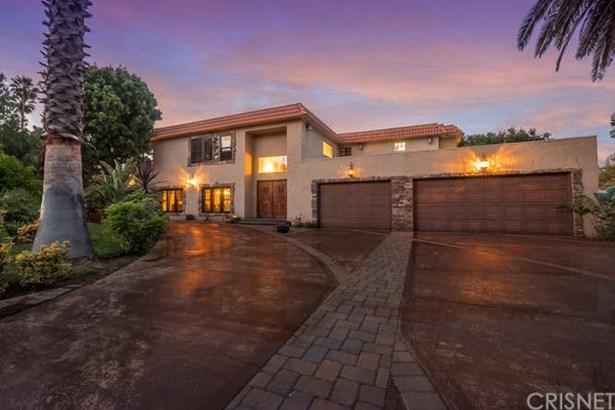 Single Family Residence, Spanish - Bell Canyon, CA