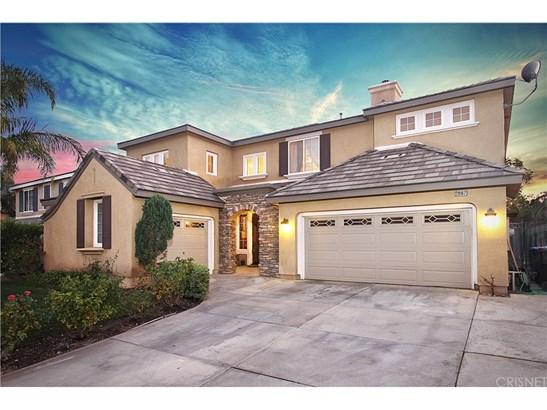 Single Family Residence, Contemporary - Canyon Country, CA (photo 1)