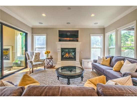 Mediterranean, Single Family Residence - Porter Ranch, CA (photo 5)