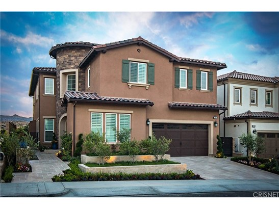 Single Family Residence, Contemporary - Porter Ranch, CA (photo 2)