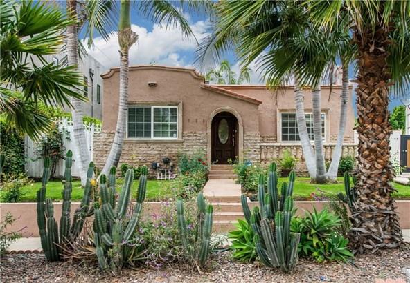 Single Family Residence, Bungalow,Spanish - Los Angeles, CA