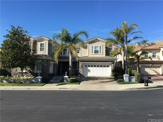 Mediterranean, Single Family Residence - Porter Ranch, CA (photo 1)