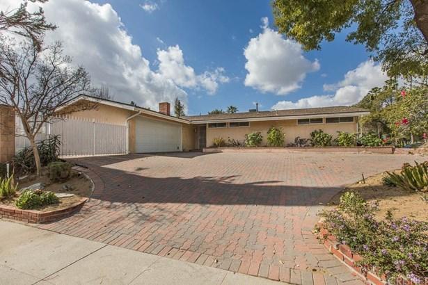Single Family Residence, Mid Century Modern - Northridge, CA (photo 1)