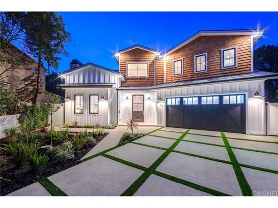 Single Family Residence, Cape Cod,Contemporary - Encino, CA (photo 1)