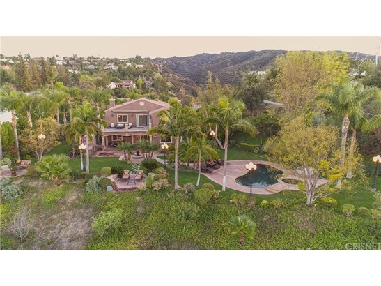 Single Family Residence, Mediterranean,Spanish - Encino, CA (photo 1)