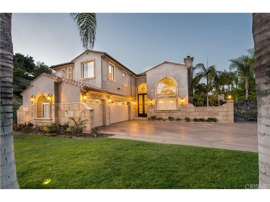 Single Family Residence, Mediterranean,Spanish - Encino, CA (photo 4)