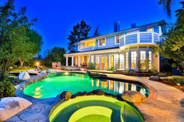 Cape Cod, Single Family Residence - Chatsworth, CA (photo 3)