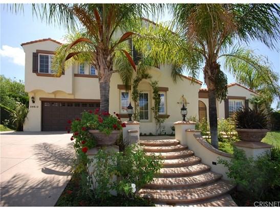 Mediterranean, Single Family Residence - Calabasas, CA (photo 1)