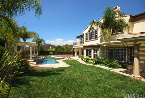 Mediterranean, Single Family Residence - Calabasas, CA (photo 2)