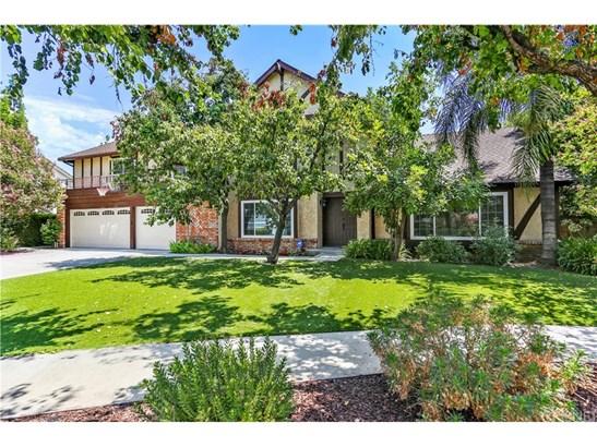 Tudor, Single Family Residence - West Hills, CA (photo 1)