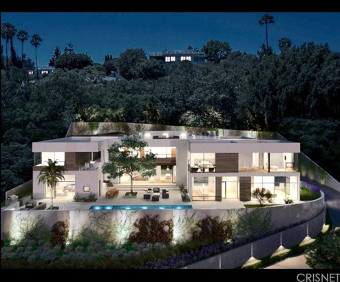 Single Family Residence - Bel Air, CA (photo 1)