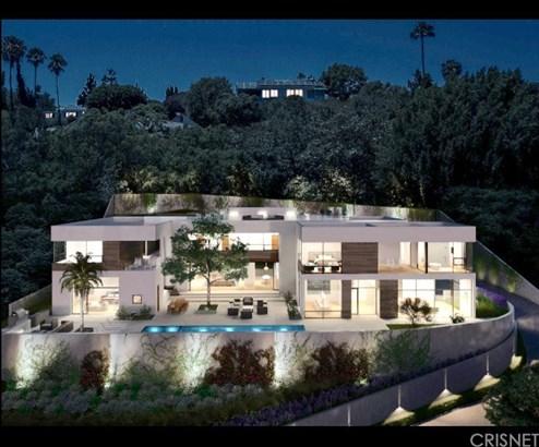 Single Family Residence - Bel Air, CA (photo 1)