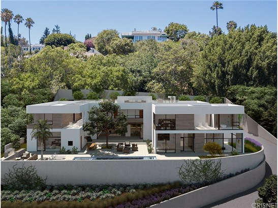 Single Family Residence - Bel Air, CA (photo 2)