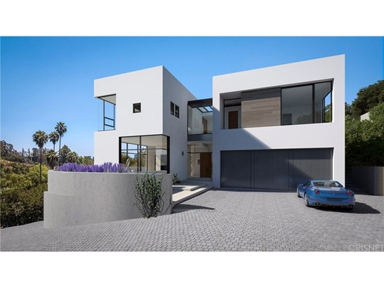 Single Family Residence - Bel Air, CA (photo 3)