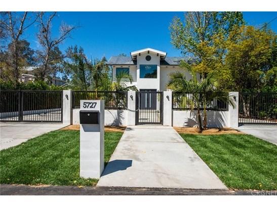 Contemporary,Modern, Single Family Residence - Tarzana, CA (photo 1)