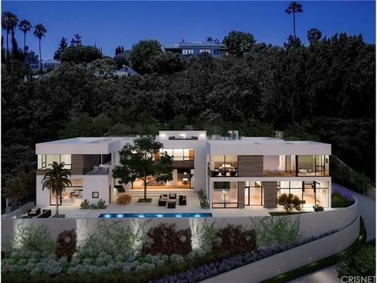 Contemporary,Modern, Single Family Residence - Los Angeles, CA (photo 1)
