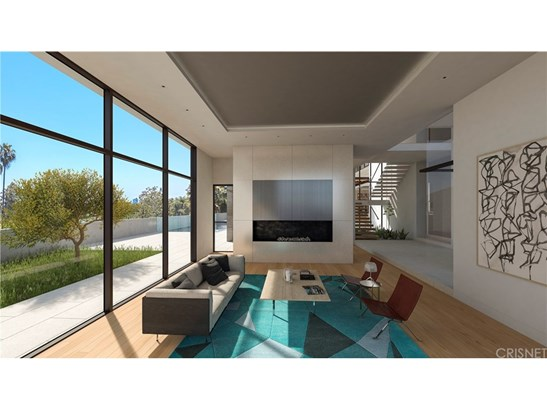 Contemporary,Modern, Single Family Residence - Los Angeles, CA (photo 4)