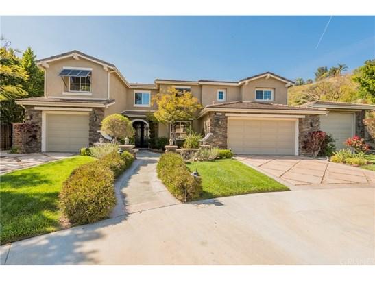 Mediterranean, Single Family Residence - Granada Hills, CA (photo 1)