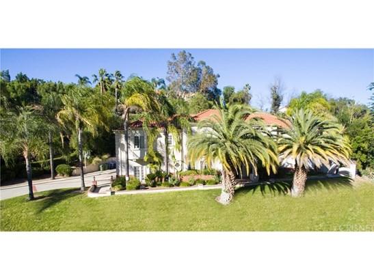 Contemporary,Mediterranean, Single Family Residence - Calabasas, CA (photo 1)