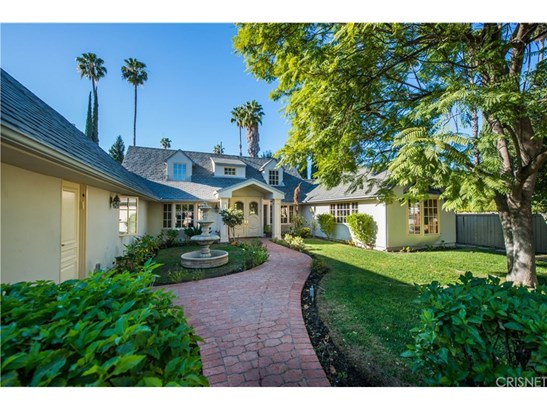 Single Family Residence, Traditional - Encino, CA (photo 2)