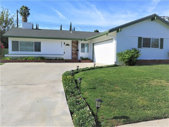 Single Family Residence, Mid Century Modern - Northridge, CA (photo 2)