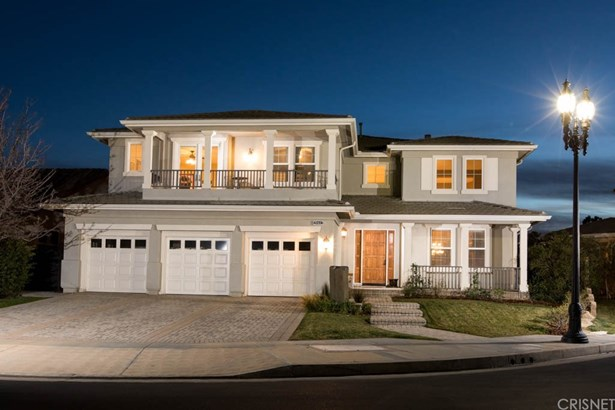 Single Family Residence, Traditional - Porter Ranch, CA (photo 1)