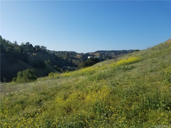 Land/Lot - Bell Canyon, CA