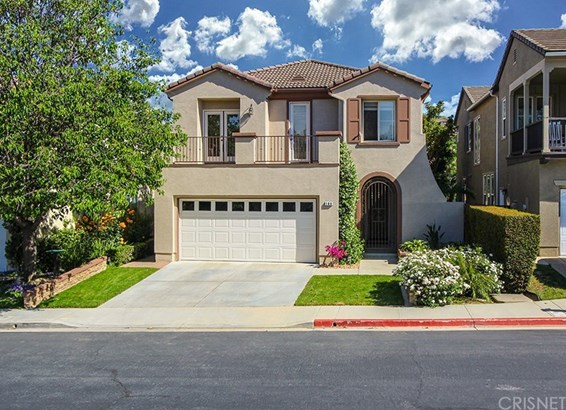 Single Family Residence, Traditional - Simi Valley, CA (photo 1)