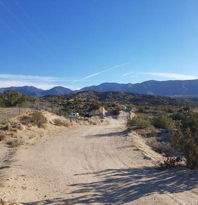 Land/Lot - Pearblossom, CA