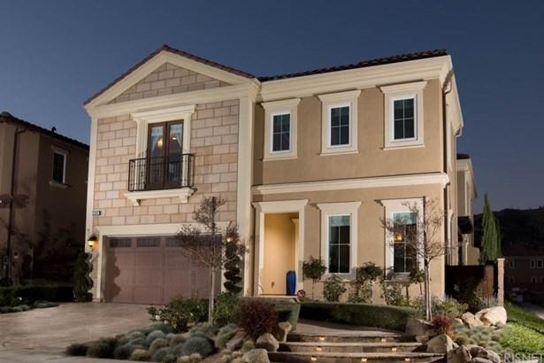 Single Family Residence, Modern - Porter Ranch, CA (photo 1)
