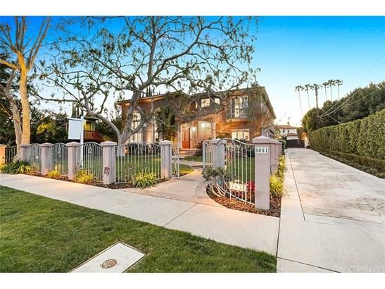 Mediterranean, Single Family Residence - Encino, CA (photo 2)