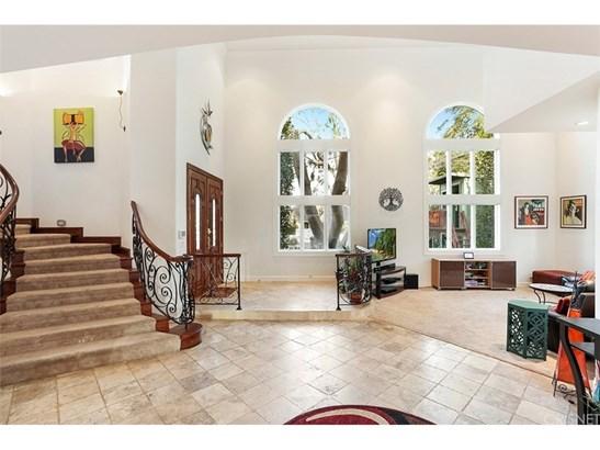 Mediterranean, Single Family Residence - Encino, CA (photo 4)