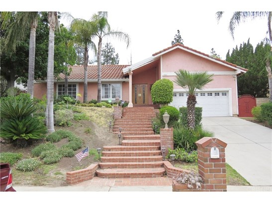 Mediterranean, Single Family Residence - Chatsworth, CA (photo 1)