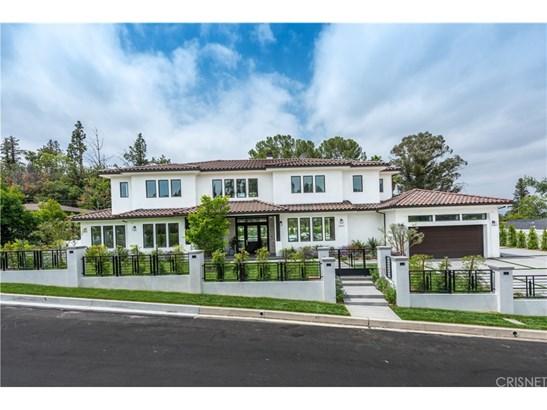 Contemporary,Spanish, Single Family Residence - Tarzana, CA (photo 2)