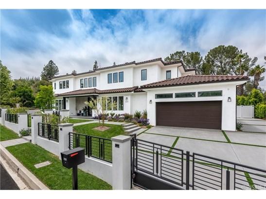Contemporary,Spanish, Single Family Residence - Tarzana, CA (photo 3)